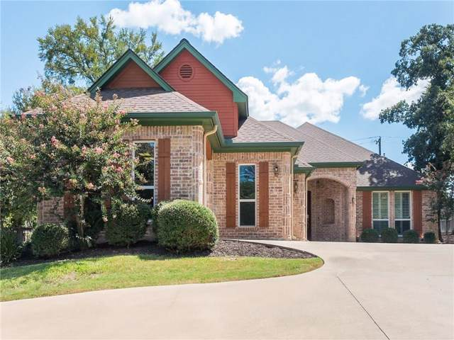 6715 Westover Drive, Granbury, TX 76049 (MLS #14184366) :: Robbins Real Estate Group