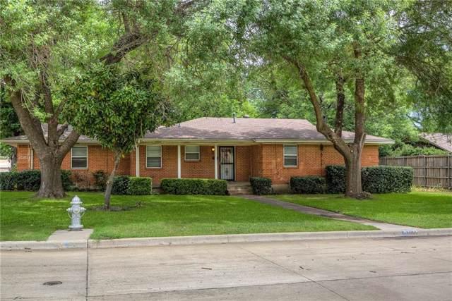 101 Spinner Circle, Desoto, TX 75115 (MLS #14184370) :: Team Hodnett