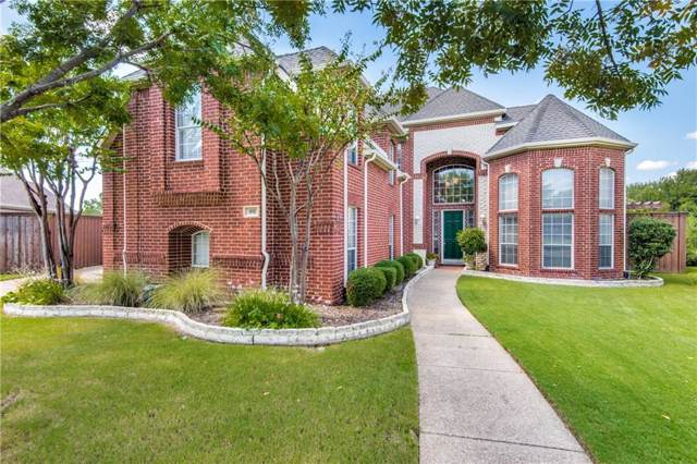 401 Beacon Hill Drive, Coppell, TX 75019 (MLS #14184404) :: All Cities Realty