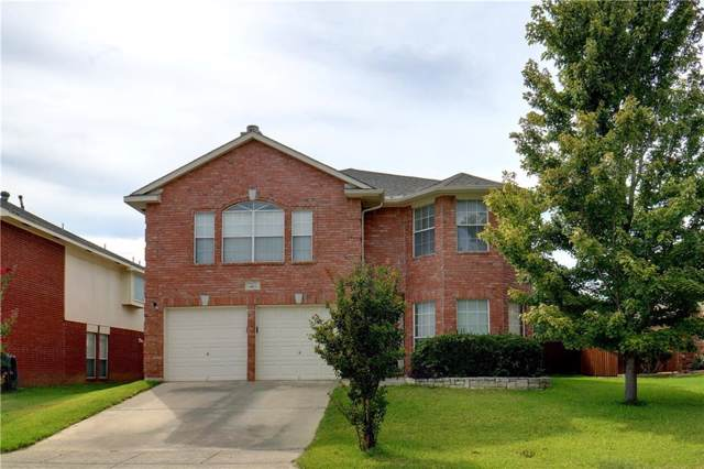 6813 Danieldale Drive, Fort Worth, TX 76137 (MLS #14184406) :: All Cities Realty