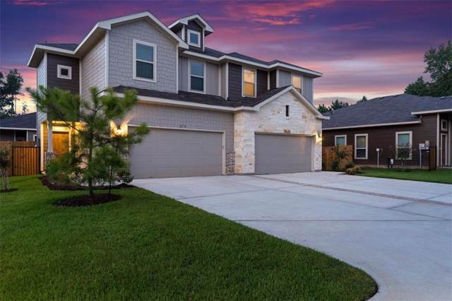 154 Parkgate Street, Conroe, TX 77304 (MLS #14184410) :: RE/MAX Town & Country