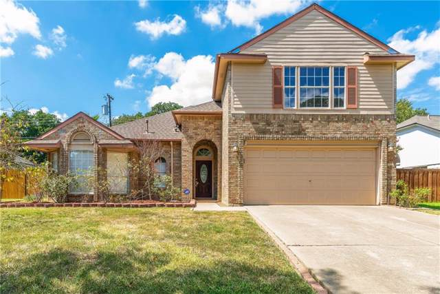 2150 Wedgewood Drive, Grapevine, TX 76051 (MLS #14184448) :: The Star Team | JP & Associates Realtors