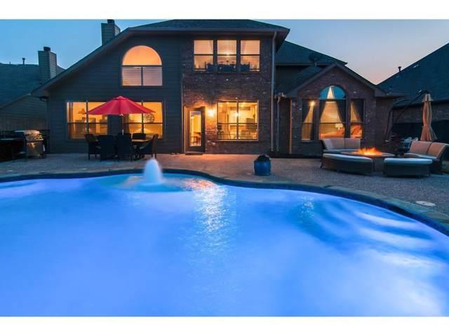 422 Brighton Street, Roanoke, TX 76262 (MLS #14184454) :: The Heyl Group at Keller Williams