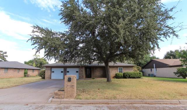 3124 Heritage Lane, Abilene, TX 79606 (MLS #14184460) :: The Tierny Jordan Network