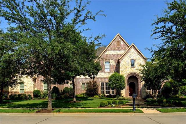 1617 Wicklow Lane, Keller, TX 76262 (MLS #14184462) :: The Heyl Group at Keller Williams