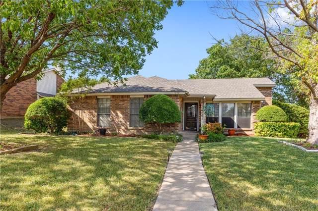 1049 Opal Drive, Desoto, TX 75115 (MLS #14184474) :: Kimberly Davis & Associates