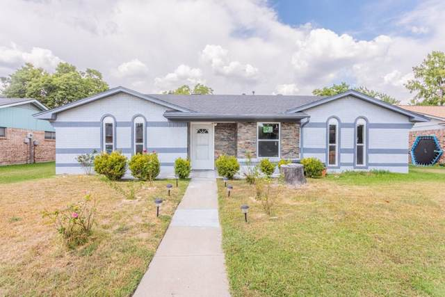 1913 San Antonio Drive, Garland, TX 75042 (MLS #14184479) :: Lynn Wilson with Keller Williams DFW/Southlake