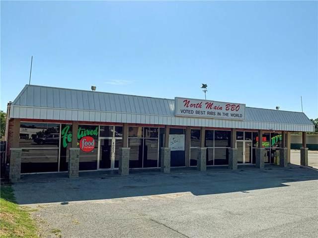 406 N Main Street, Euless, TX 76039 (MLS #14184490) :: The Chad Smith Team