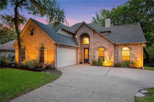 5836 Forest Bend Place, Fort Worth, TX 76112 (MLS #14184494) :: Kimberly Davis & Associates