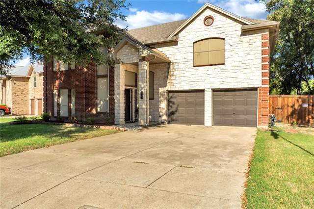 324 Balcones Drive, Fort Worth, TX 76108 (MLS #14184512) :: RE/MAX Town & Country
