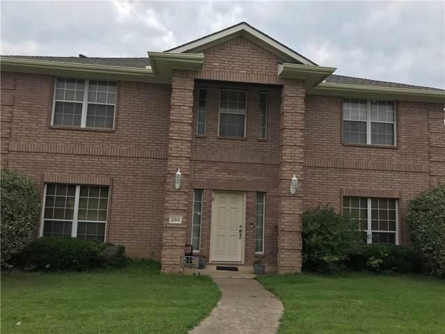205 Cedar Ridge Street, Wylie, TX 75098 (MLS #14184516) :: Vibrant Real Estate