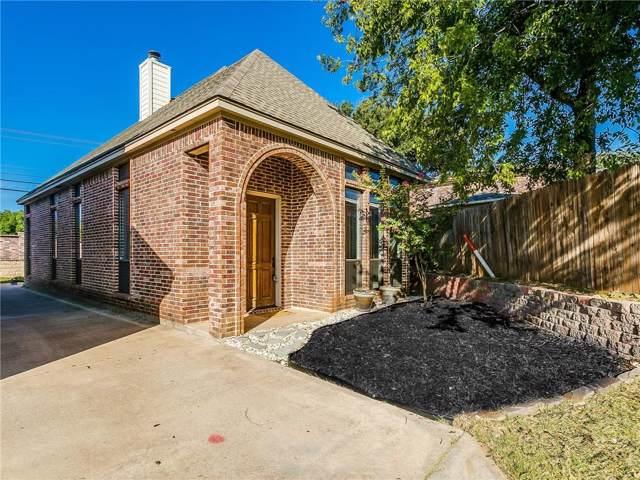 4900 Ridglea Hills Court, Fort Worth, TX 76116 (MLS #14184523) :: Lynn Wilson with Keller Williams DFW/Southlake