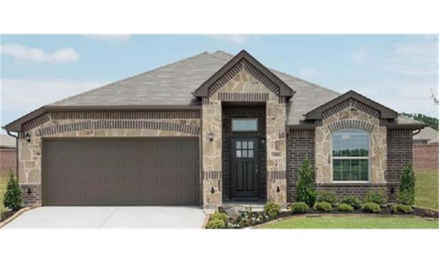 2528 Silver Fox Trail, Weatherford, TX 76087 (MLS #14184534) :: Potts Realty Group