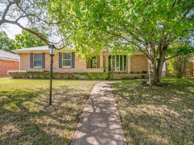 5722 Hillcroft Street, Dallas, TX 75227 (MLS #14184560) :: The Real Estate Station