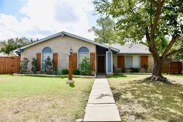 2102 Statler Drive, Carrollton, TX 75007 (MLS #14184563) :: Tenesha Lusk Realty Group
