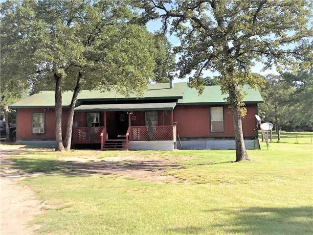 7450 Private Road 7704, Athens, TX 75752 (MLS #14184575) :: Kimberly Davis & Associates