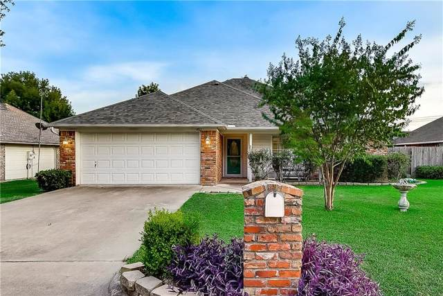 1825 Nottingham Drive, Kaufman, TX 75142 (MLS #14184584) :: All Cities Realty