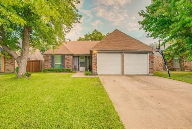 528 Lemon Drive, Arlington, TX 76018 (MLS #14184588) :: The Heyl Group at Keller Williams