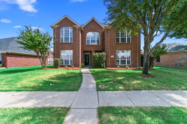1245 Winston Drive, Lewisville, TX 75077 (MLS #14184595) :: Baldree Home Team