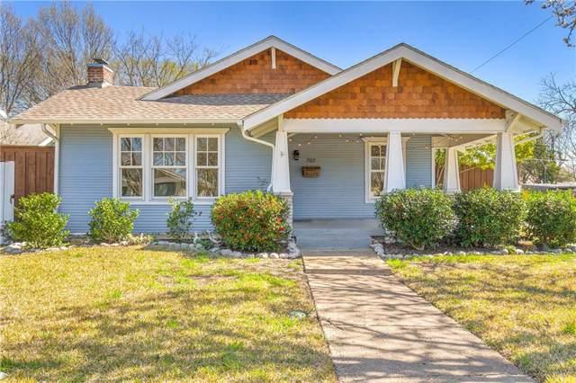702 N Windomere Avenue, Dallas, TX 75208 (MLS #14184602) :: HergGroup Dallas-Fort Worth