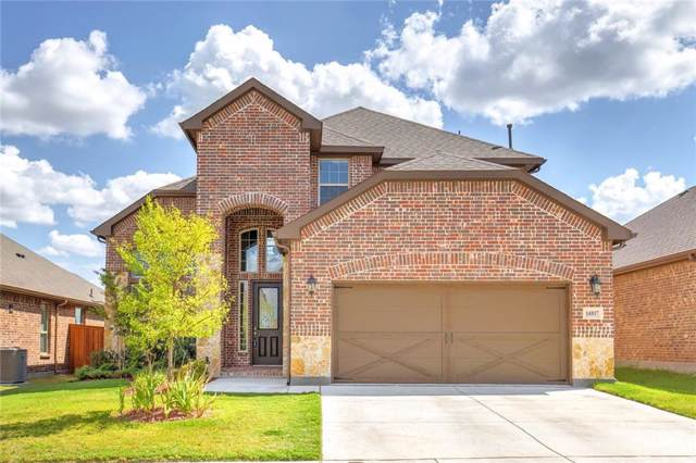 14817 Star Creek Drive, Aledo, TX 76008 (MLS #14184608) :: RE/MAX Town & Country