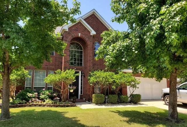 3512 Saint Johns Drive, Denton, TX 76210 (MLS #14184610) :: Team Tiller
