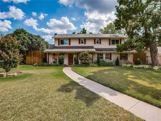 3972 Candlenut Lane, Dallas, TX 75244 (MLS #14184631) :: The Real Estate Station