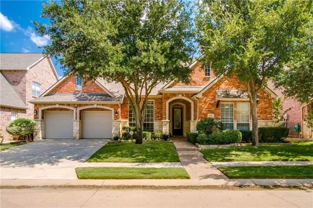 8742 Cherry Lee Lane, Lantana, TX 76226 (MLS #14184658) :: Kimberly Davis & Associates