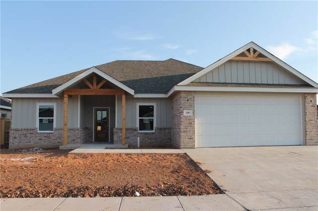 250 Bella Way, Abilene, TX 79602 (MLS #14184667) :: The Paula Jones Team | RE/MAX of Abilene