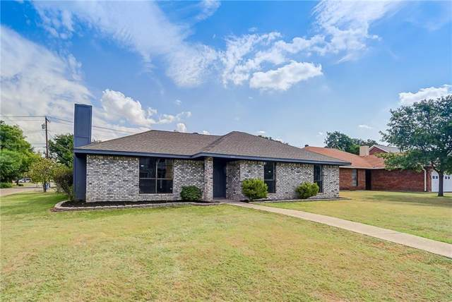 1532 Evans Drive, Mesquite, TX 75149 (MLS #14184669) :: The Chad Smith Team