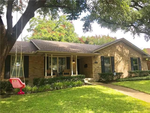 7329 Heathermore Drive, Dallas, TX 75248 (MLS #14184678) :: Van Poole Properties Group