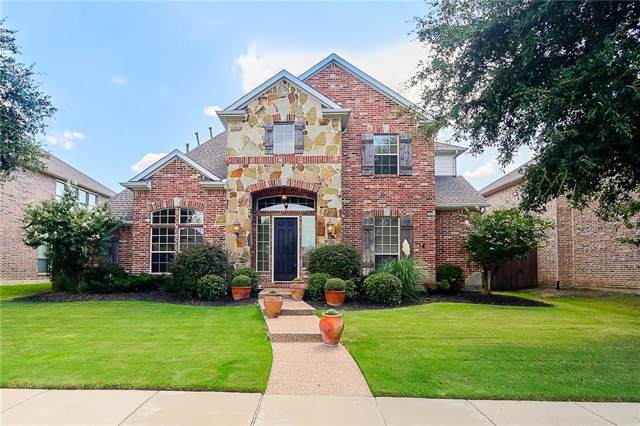 1935 Hathaway Lane, Frisco, TX 75036 (MLS #14184695) :: Ann Carr Real Estate