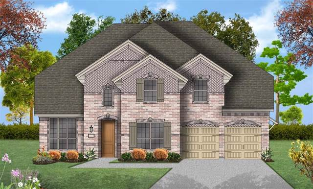 2193 Beebrush Boulevard, Frisco, TX 75033 (MLS #14184700) :: The Real Estate Station
