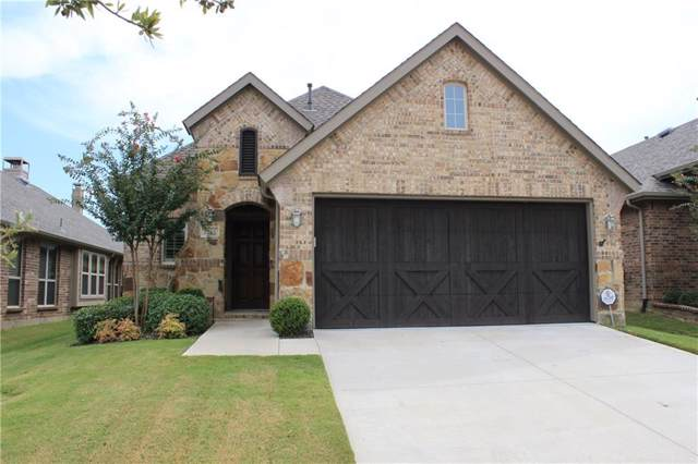 1160 Montgomery Way, Lantana, TX 76226 (MLS #14184717) :: The Heyl Group at Keller Williams
