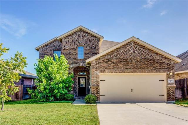 6028 Horse Trap Drive, Fort Worth, TX 76179 (MLS #14184721) :: Real Estate By Design