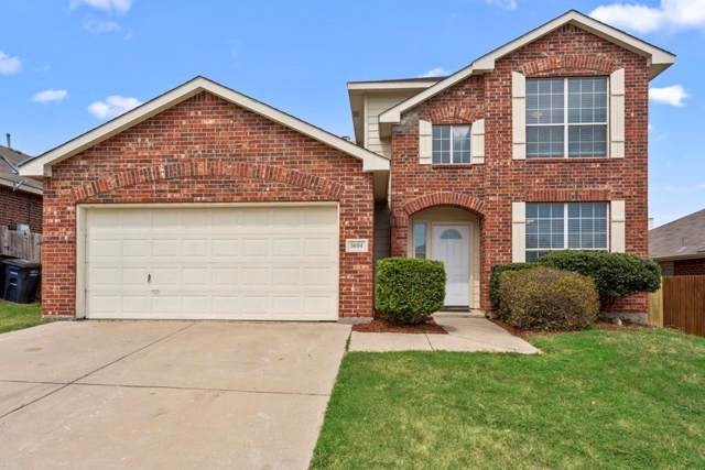 5604 Seafield Lane, Fort Worth, TX 76135 (MLS #14184734) :: The Real Estate Station