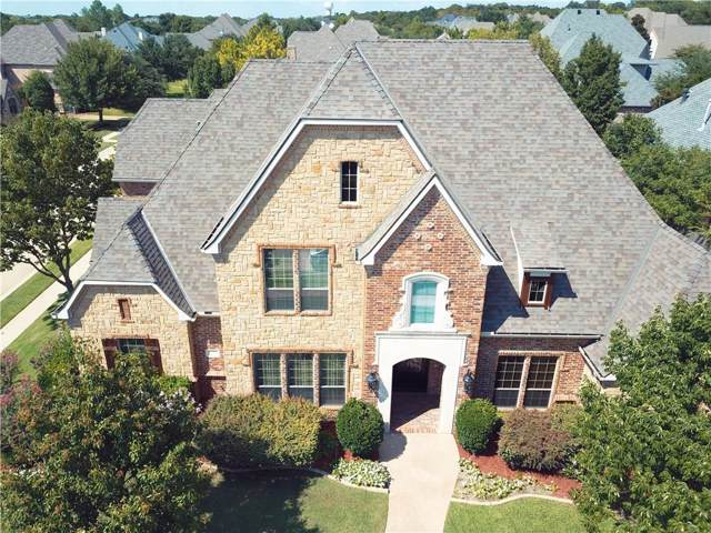 210 Gallant Court, Colleyville, TX 76034 (MLS #14184739) :: The Tierny Jordan Network