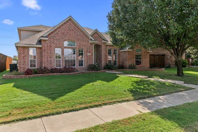 7352 Seawood Drive, Frisco, TX 75035 (MLS #14184743) :: All Cities Realty
