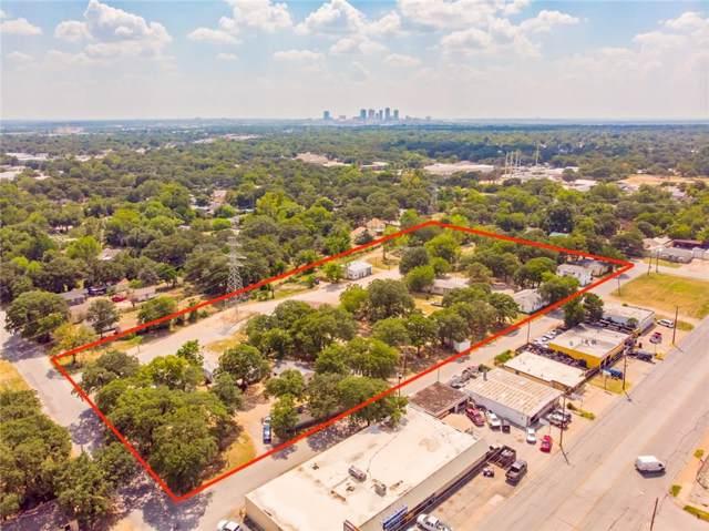2112 Layton Avenue, Haltom City, TX 76117 (MLS #14184748) :: Team Hodnett