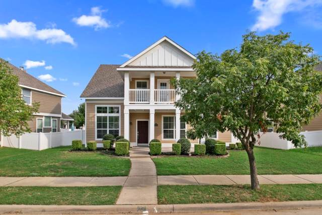 1736 Goodwin Drive, Aubrey, TX 76227 (MLS #14184750) :: Vibrant Real Estate
