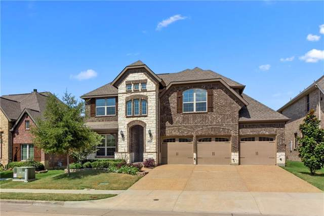 1228 Wedgewood Drive, Forney, TX 75126 (MLS #14184755) :: RE/MAX Town & Country