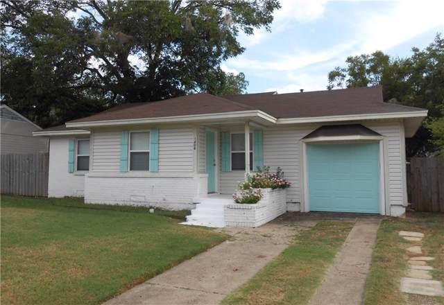 1406 Grace Street, Arlington, TX 76010 (MLS #14184772) :: All Cities Realty