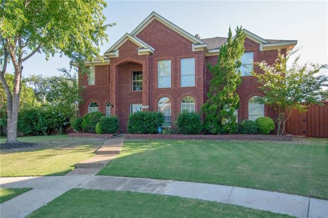 10101 Noel Drive, Frisco, TX 75035 (MLS #14184780) :: The Heyl Group at Keller Williams