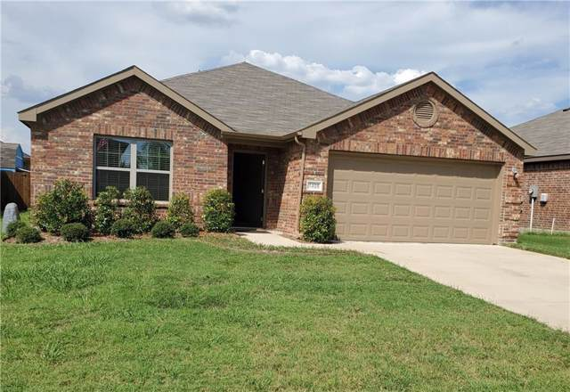 1418 Thibodaux Drive, Greenville, TX 75402 (MLS #14184797) :: The Chad Smith Team