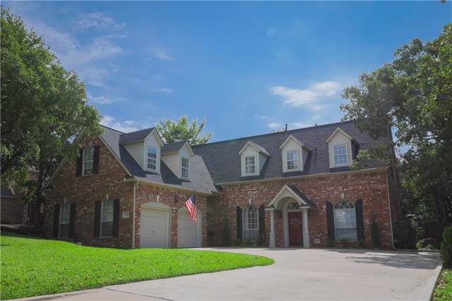 1704 Lynhurst Lane, Denton, TX 76205 (MLS #14184816) :: Baldree Home Team