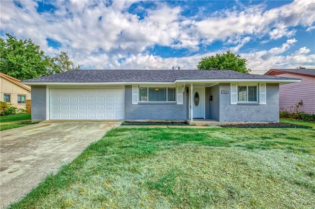 3053 Windmill Lane, Farmers Branch, TX 75234 (MLS #14184826) :: The Paula Jones Team | RE/MAX of Abilene
