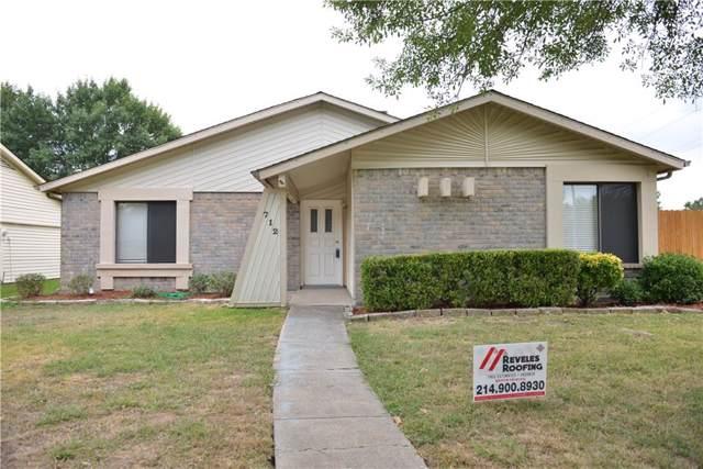 712 Tumbleweed Drive, Plano, TX 75023 (MLS #14184828) :: The Good Home Team