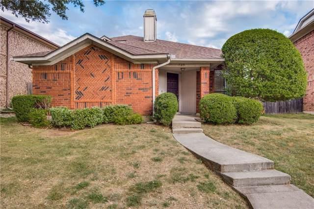 1725 San Francisco Street, Carrollton, TX 75007 (MLS #14184835) :: Roberts Real Estate Group