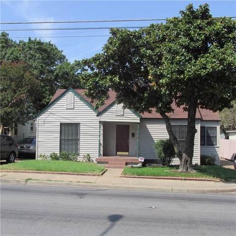 215 S Hampton Road, Dallas, TX 75208 (MLS #14184846) :: The Chad Smith Team