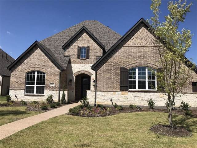 653 Sheldon Drive, Trophy Club, TX 76262 (MLS #14184850) :: Baldree Home Team